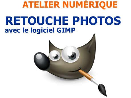 Retouche photos avec Gimp