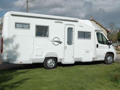 Aire de camping-car de Cloyes-sur-le-Loir