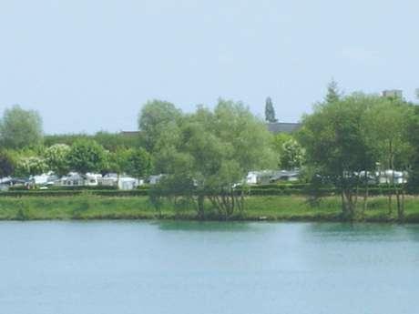 Camping du parc de loisirs de Brou