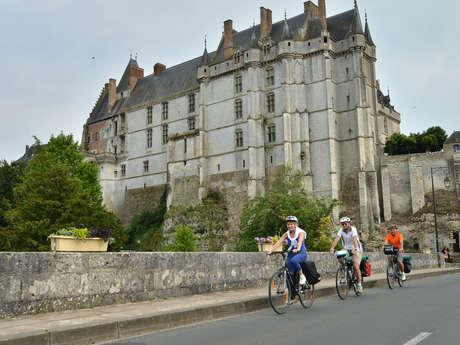 GR® 655 Ouest Saint Jacques de Compostelle - Sur la voie Paris / Tours