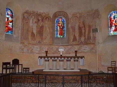 Visite guidée - L'église Saint-Pierre de Lutz-en-Dunois