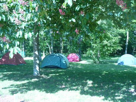 Camping Les Abrias du Perche