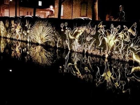 Légendes et illuminations sur les bords de l'Eure