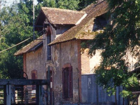 Le moulin de Courgain : circuit n°3