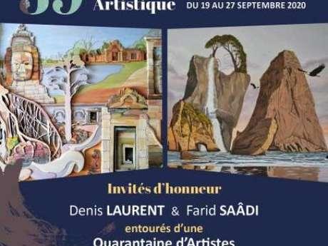 39ème Salon Artistique Régional de la Vallée de l'Eure
