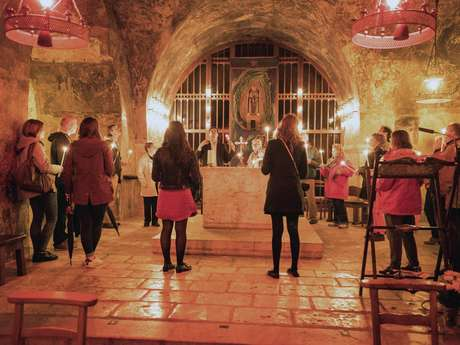 Visites guidées Chartres en lumières Privilège