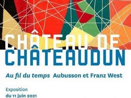 """Visite de l'exposition """"Au fil du temps"""" au château de Châteaudun"""