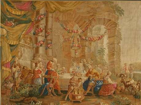 """Exposition """"Au fil du temps"""" au château de Châteaudun"""