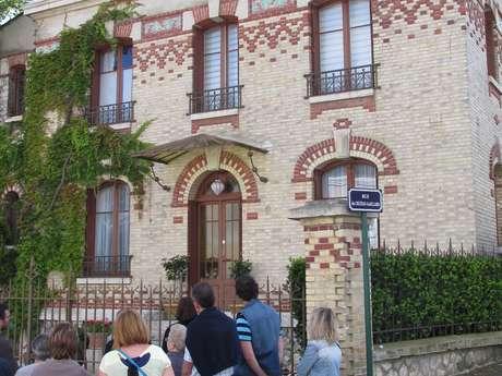 Visite guidée : Les belles maisons de Châteaudun