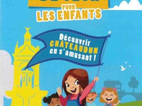 """Visite guidée """"Découvrir Châteaudun en s'amusant"""""""
