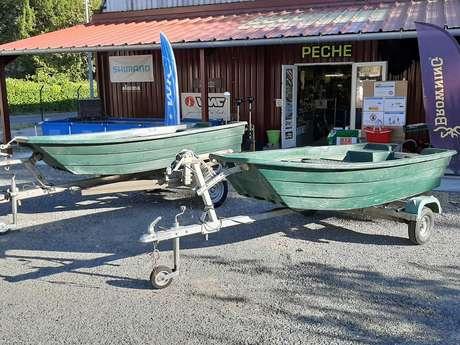 Location de barques