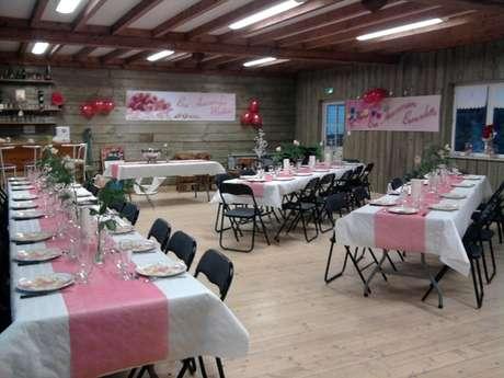 Restaurant camping Les Abrias du Perche