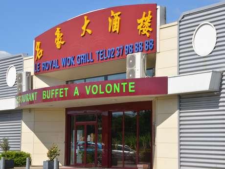 Le Royal Wok Grill