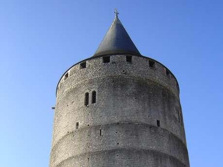 Visite guidée : Châteaudun au Moyen-Age