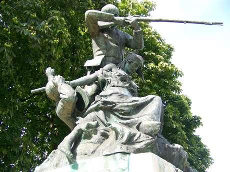 Visite guidée - La guerre de 1870 à Châteaudun