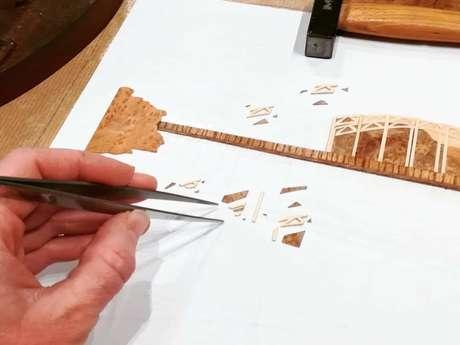 Atelier d'initiation à la Marqueterie de bois