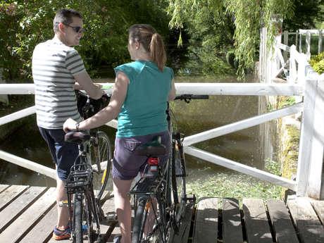 A vélo entre les eaux - n°20