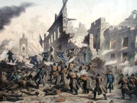 Conférence - « La bataille du 18 octobre 1870 à Châteaudun, le récit et le mythe autour d'une résistance héroïque »