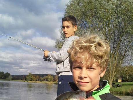 Atelier pêche nature
