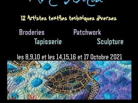 Exposition d'art textile