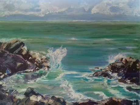 Expo peinture - Marylène Maillard - ANNULÉ