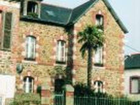 Chambre d'hôtes chez Mme Agnès Lévêque