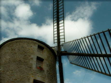 Moulin de Saint-Lazare