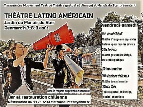 Théâtre - La Voix