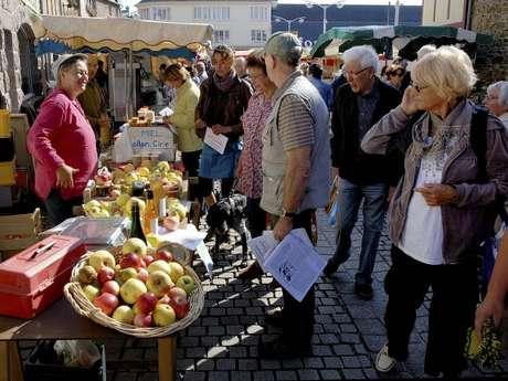 Traversée gourmande - Marché de producteurs locaux