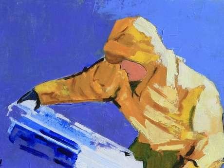 Expo peinture - Naji Zehdoudi