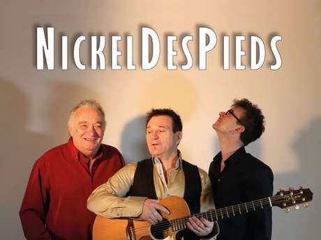 Concert - Nickel des pieds fête les 100 ans de Brassens