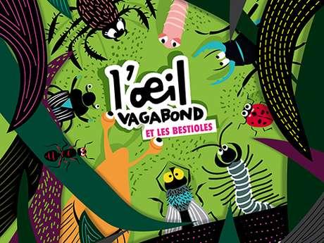 Exposition - L'Oeil vagabond par Uffej