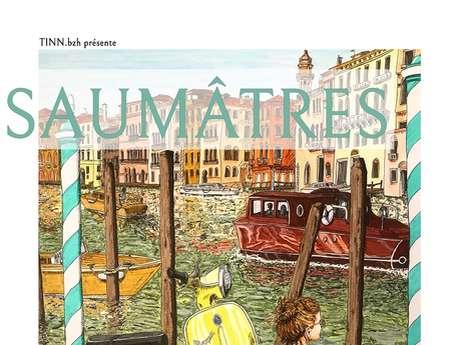 Expo d'illustrations saumâtres