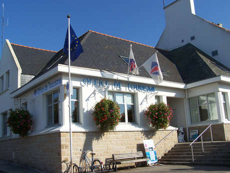 Office de Tourisme Destination Pays Bigouden Sud - Accueil de Loctudy