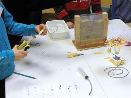 Atelier Nature pour les 4-6 ans : Qui mange quoi ?