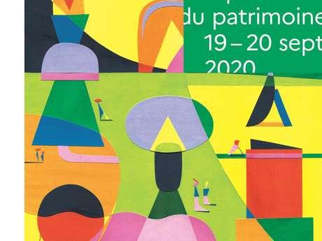 Journées européennes du patrimoine - Visites insolites à Sainte Barbe