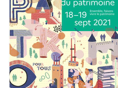 Journées Européennes du Patrimoine : Spectacle-récit / La Grève, Douarnenez 1924