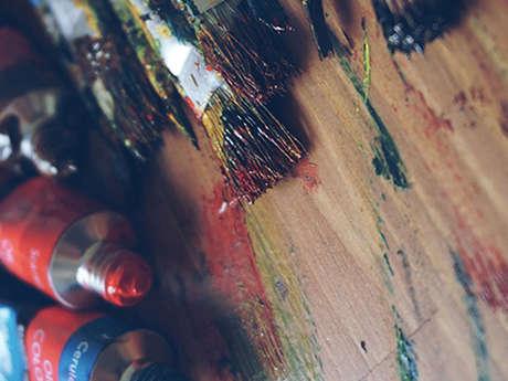 Atelier artistique - Arts in Loc