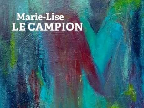 Expo peinture - Marie-Lise Le Campion