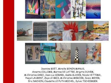 Expo collective TREFFIAG'ART
