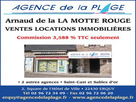Immobilier - Agence immobilière de la Plage