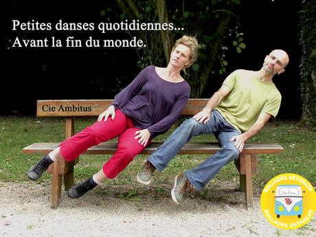Nocturnes du mercredi - Ambitus Danse, Petites danses quotidiennes