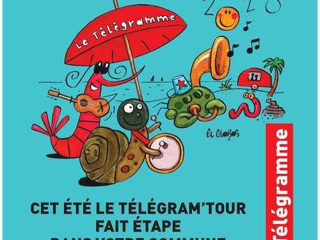Le Télégram'Tour