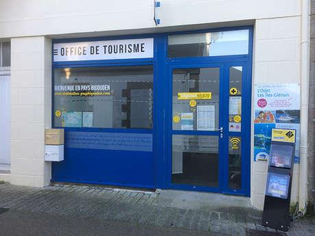 Office de Tourisme Destination Pays Bigouden Sud - Accueil de l'Ile Tudy
