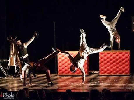 Ballet Bar – Compagnie Pyramid - Erquy en Scène - REPORTÉ