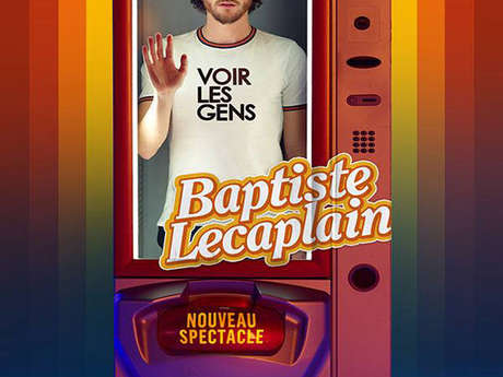 Humour - Baptiste Lecaplain