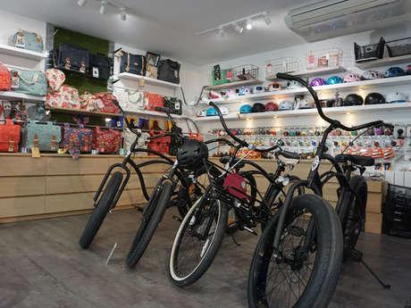 Location de vélos - Be Good N'Bike