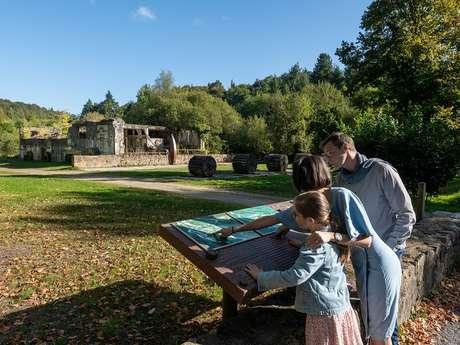 Visite guidée : Lady Mond et la papeterie Vallée, Belle-Isle-en-Terre à la Belle Époque