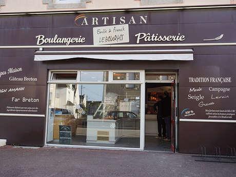 Boulangerie Pâtisserie Le Bourhis
