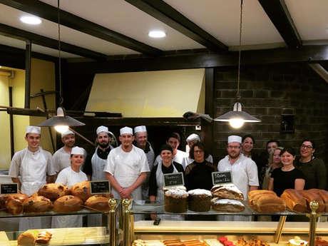 Boulangerie Pâtisserie Struillou Le Cléach